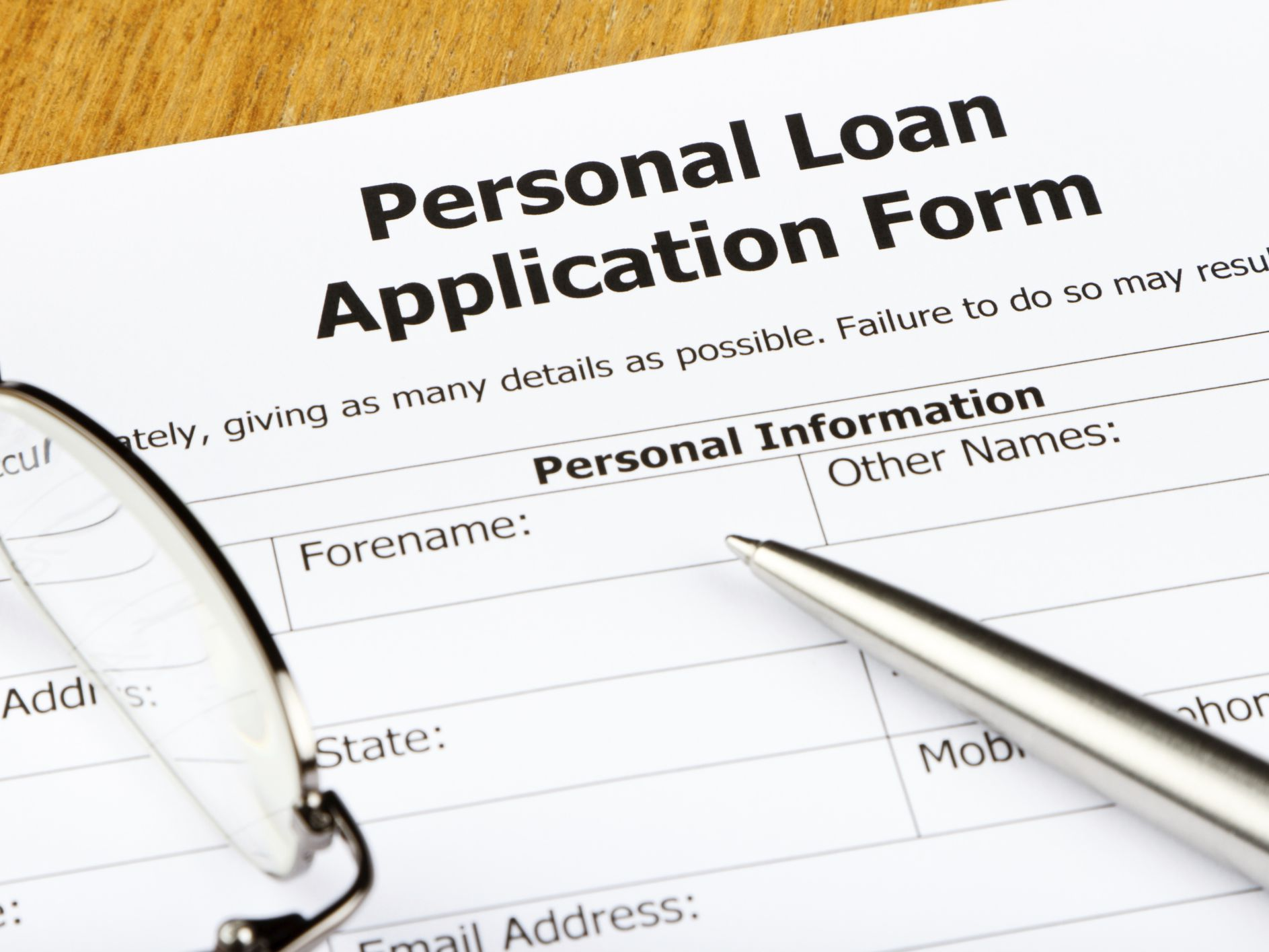 Re-Applying For a Personal Loan? Here are 5 Things to Consider