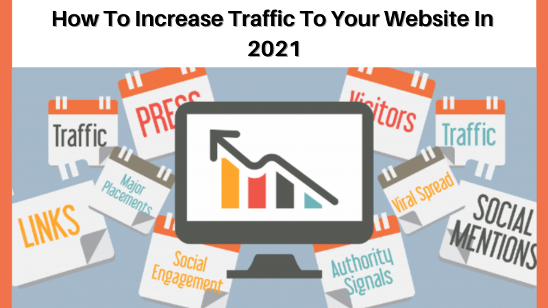 How To Increase Traffic to Your Website In 2021