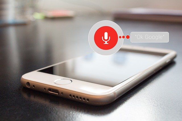 Voice search making