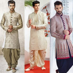 5 Top Indian Wedding Dresses for Men that You Can Vouch For