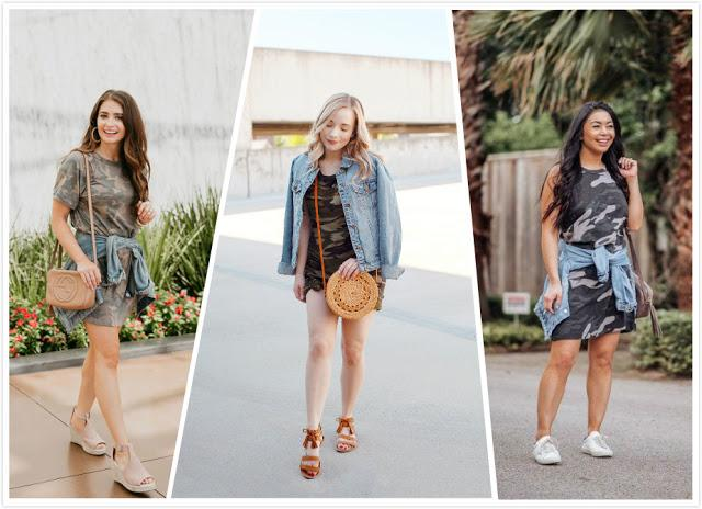 10 Tips to Style Camo Outfits