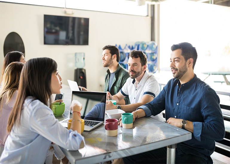 Driving a Culture of High Employee Engagement Through HCM Software