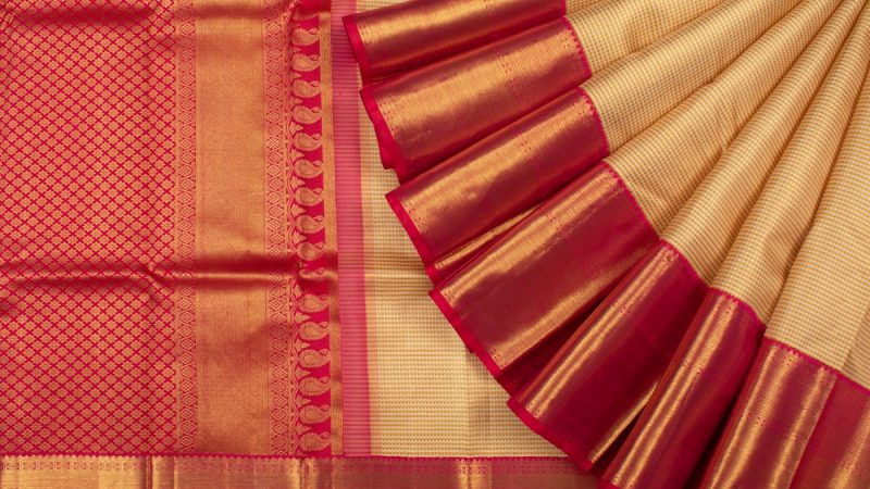 Ultimate Option for Zari Silk Sarees' Best Deal